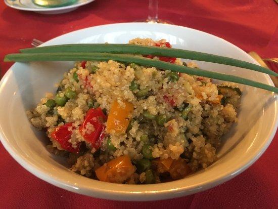 Castagnea, Italia: quinoa