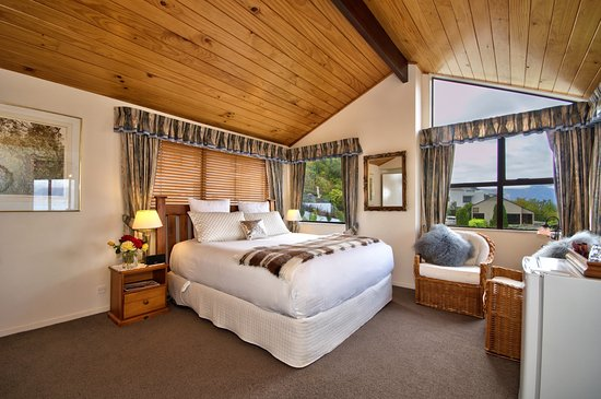 Balmoral Lodge: Deluxe King Suite.