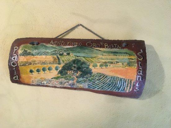 Castagnea, Italia: Ingresso