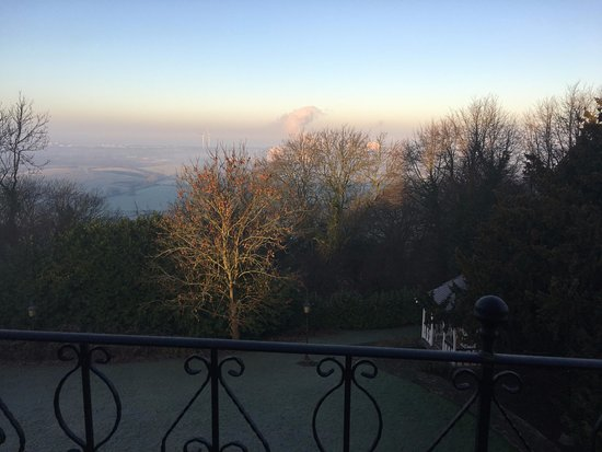 Almondsbury, UK: Beautiful view from room