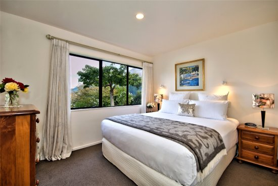 Balmoral Lodge: Bedroom 1.  2 Bedroom Apartment, 24 York st.