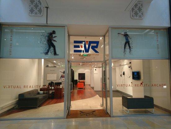 E-VR Virtual Reality Arcade