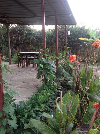 Kalitusi's beautiful cottage style gardens