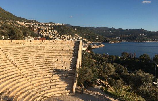 Hotel Kale: Yakındaki Helenistik Tiyatro
