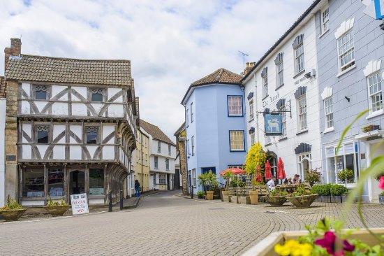 Axbridge, UK: Idyllic village location
