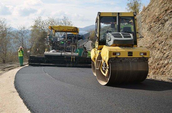Cartajima, Ισπανία: Nuestra carretera totalmente asfaltada! Ya no tienes escusa para comer bien!