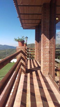 Cartajima, Ισπανία: Tenemos unas vistas espectaculares. Visítanos.