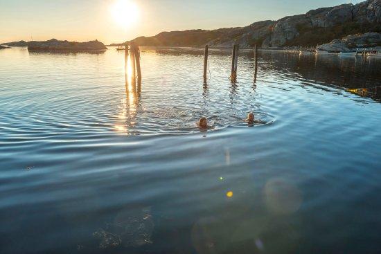 Gothenburg, Sweden: Summer evening by sea / photo: Steampipe Production Studio