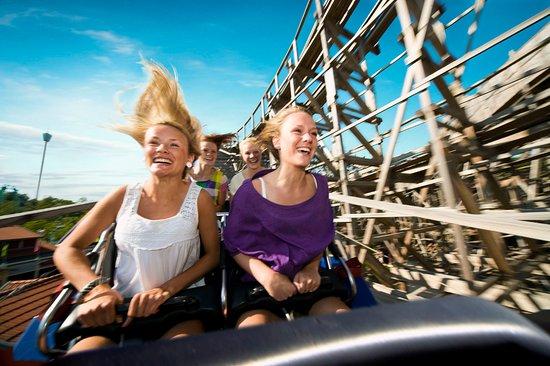 Göteborg, Schweden: Liseberg amusement park / photo: Liseberg