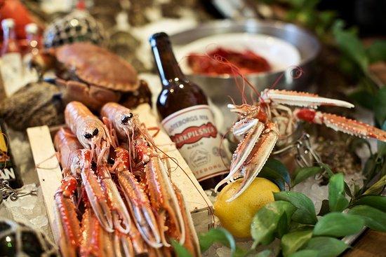 Gothenburg, Sweden: Sea food heaven for foodies / photo: Tina Stafren