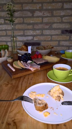 West-Terschelling, Paesi Bassi: Het ontbijt