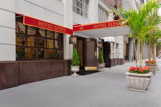 Hotel Elysee by Library Hotel Collection: Hotel Elysee - 54th Street between Park & Madison Avenues