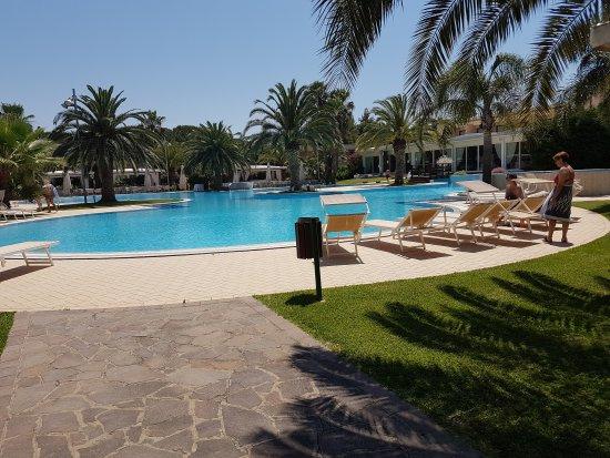 Minerva Resort Hotel: Fine settimana