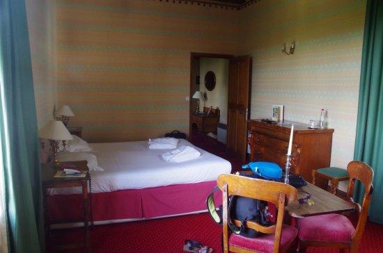 Chissay-en-Touraine, France: notre chambre