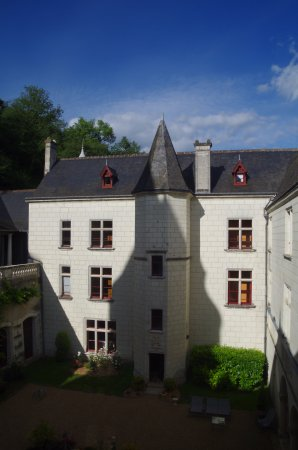Chissay-en-Touraine, France: l'intérieur du château