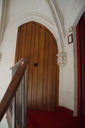 Chissay-en-Touraine, France: notre porte