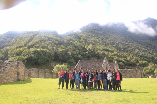 Pacha Expeditions: grupo choquequirao