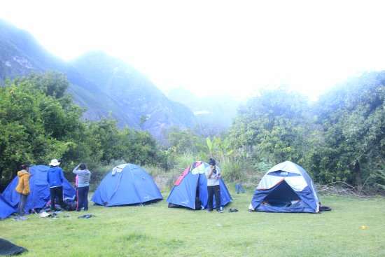 Pacha Expeditions: campamento
