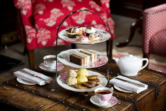 The Pelham – Starhotels Collezione : Afternoon Tea