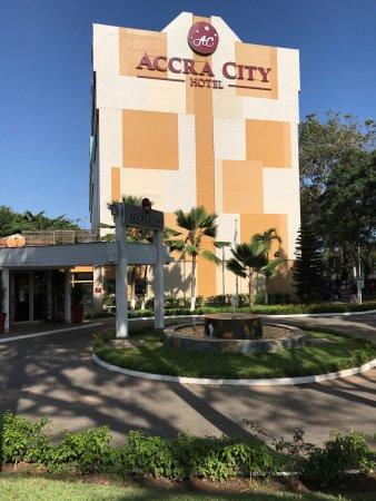 Accra city hotel ghana voir les tarifs 45 avis et 179 for Site pour les hotels