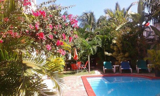 Aparthotel michaela sosua r publique dominicaine voir for Appart hotel 45