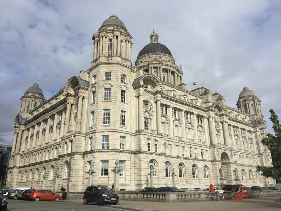 ‪Port of Liverpool Building‬