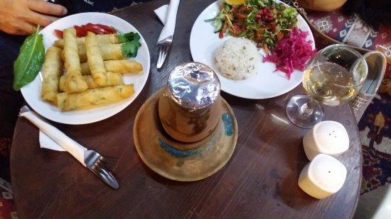 Silk Road Restaurant & Kebap House: İpek Yolu Resturant & Kebab Evi