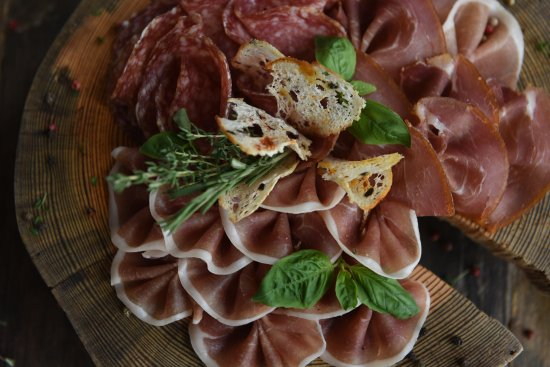 Кухня ресторана - Restaurant La Famiglia, 카잔 사진 - 트립어드바이저