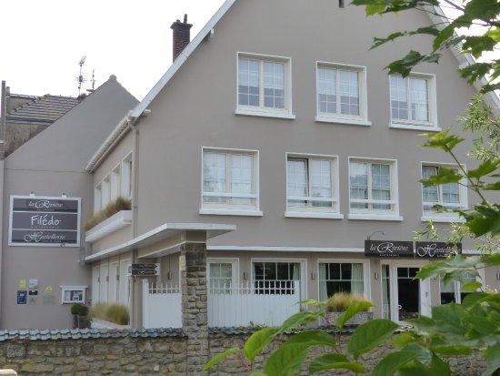 Saint-Etienne-au-Mont, France: hôtel