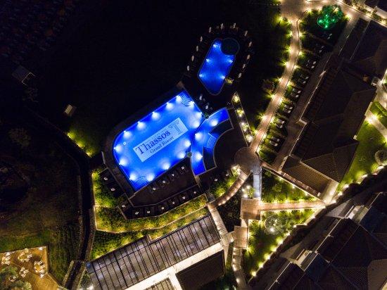 Window View - Picture of Thassos Grand Resort, Thásos - Tripadvisor