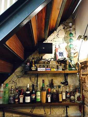 Spili, Grecja: Myloscafe interior