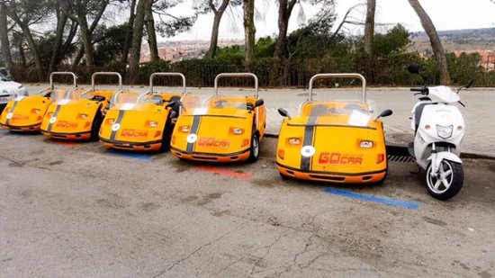 ‪GoCar Tours Madrid‬