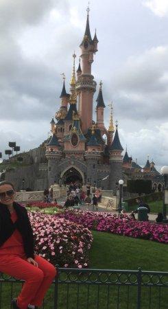 Paris Disney Shuttle