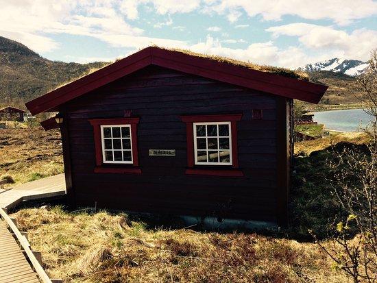 Risoyhamn, Noorwegen: Andøy Friluftssenter