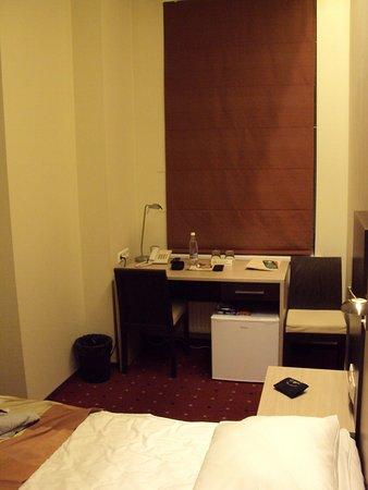 Hanza Hotel Bild