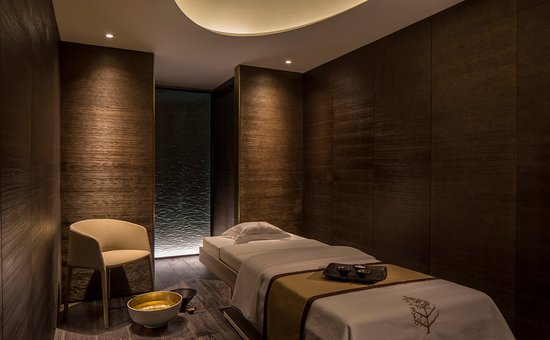 Spa Treatment Room Picture of Four Seasons Hotel London at Ten