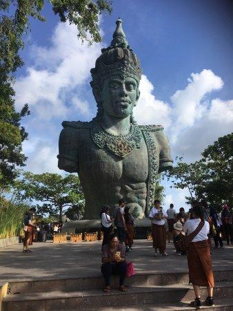 Taman Budaya Garuda Wisnu Kencana: photo1.jpg