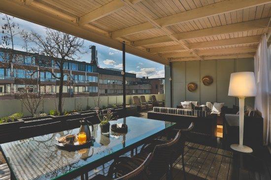 Freys Hotel Lilla Radmannen: Takterass