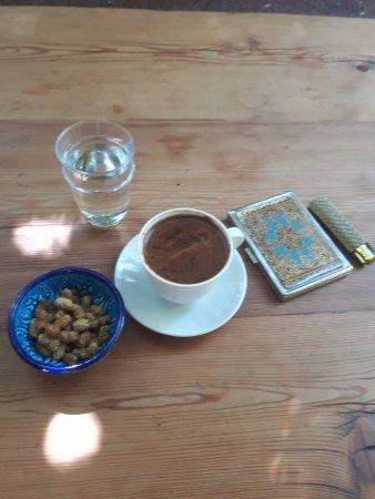 دافني هاوس: Kahve keyfi