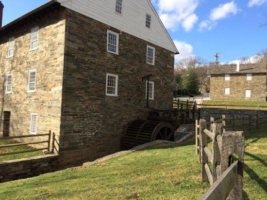 Peirce Mill