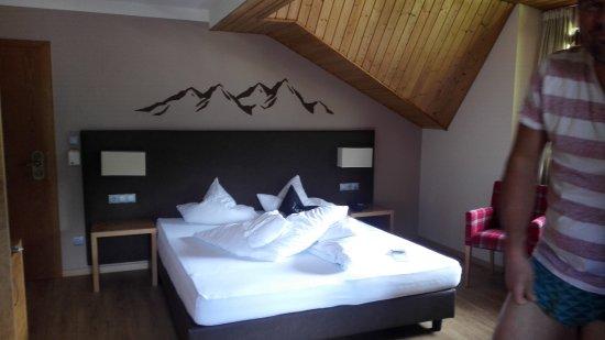 Molini di Tures, Włochy: Hotel Mühlener Hof