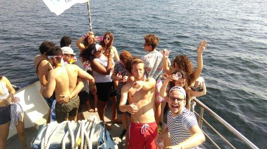 Sea Clubbing
