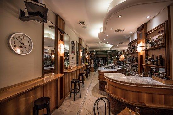 Central Bar: Sala Interna