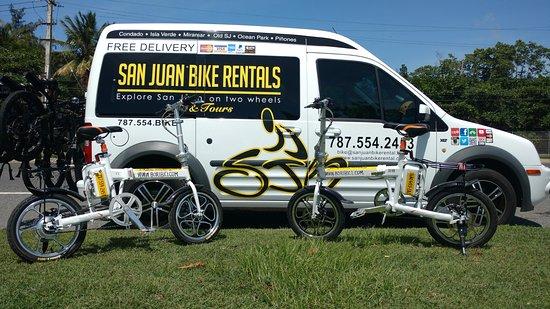 San Juan Bike Rentals