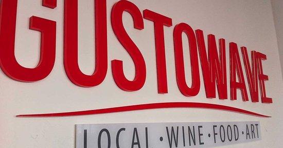 Gustowawe: Gustowave - local wine food art
