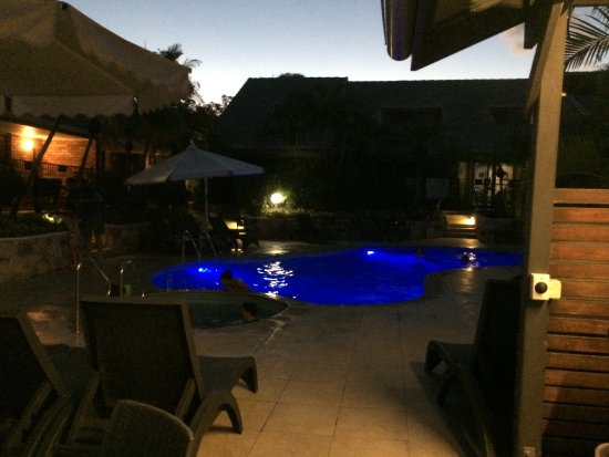 Peregian Beach, Австралия: Pool Area