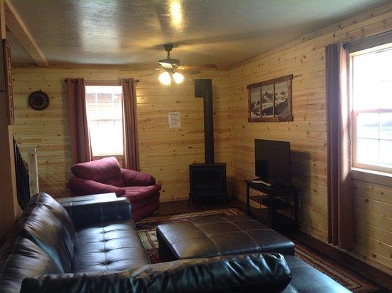 Cooke City, MT: Cabin 5