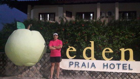 Foto de Eden Praia Hotel