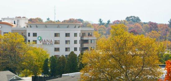 Viana Hotel & Spa Exterior - Westbury, New York