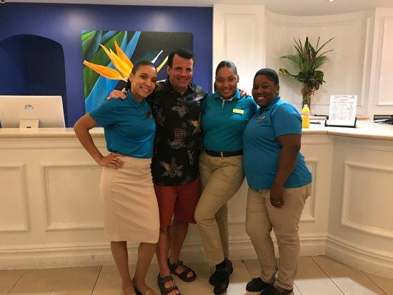 Sugar Bay Resort & Spa: Great staff members.